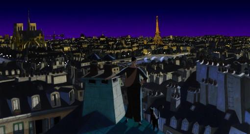 A Cat in Paris (Une Vie de Chat)