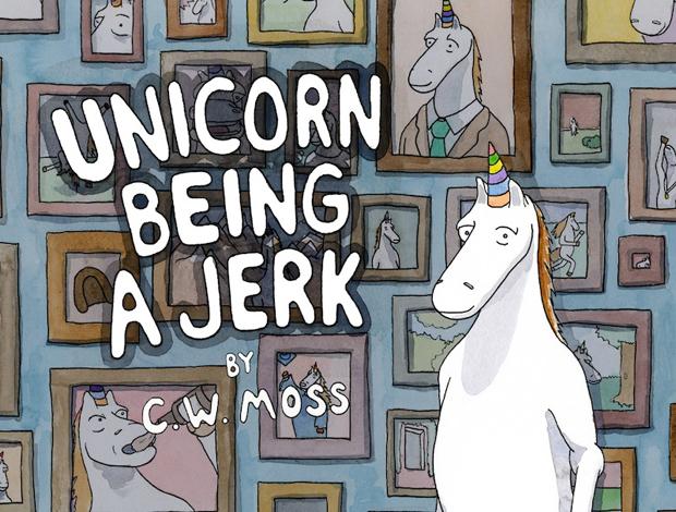 Unicorn Being a Jerk