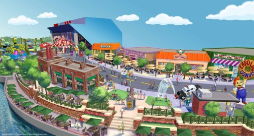 A Real-Life Replica of Springfield to Spring in Orlando