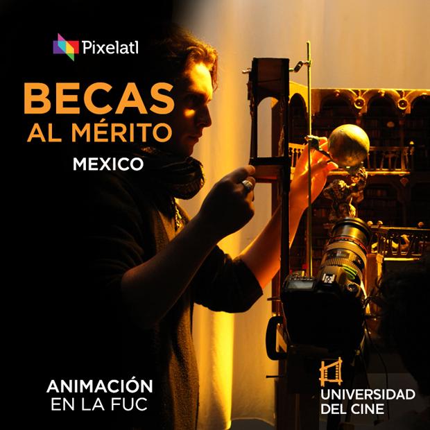Fundación Universidad del Cinema - Pixelatl