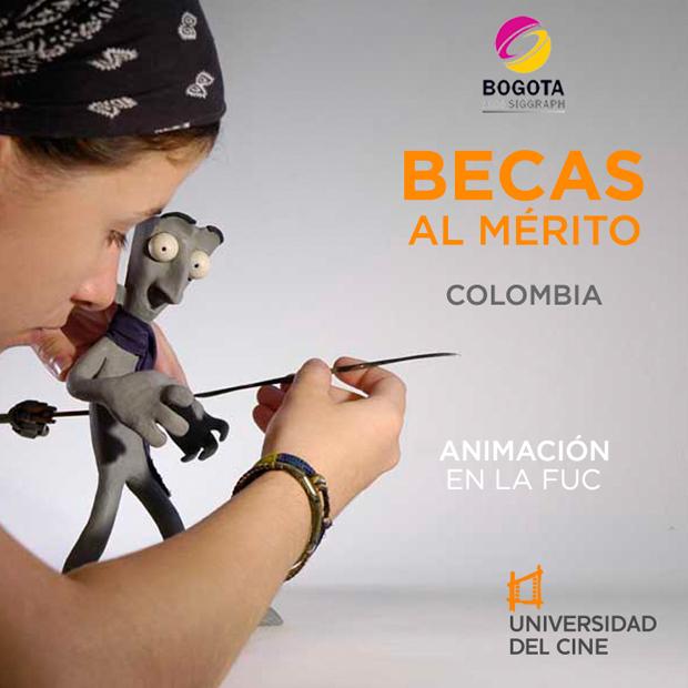 Fundación Universidad del Cinema - Siggraph Bogota