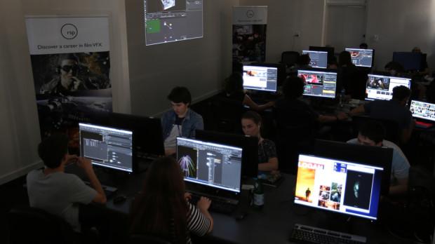 University of South Australia VFX Bachelor of Media Arts
