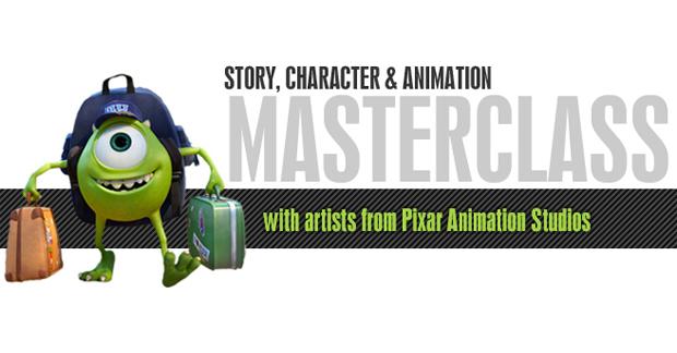 Story, Character & Animation Masterclass