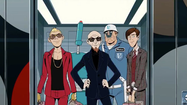 The Venture Brothers season 6