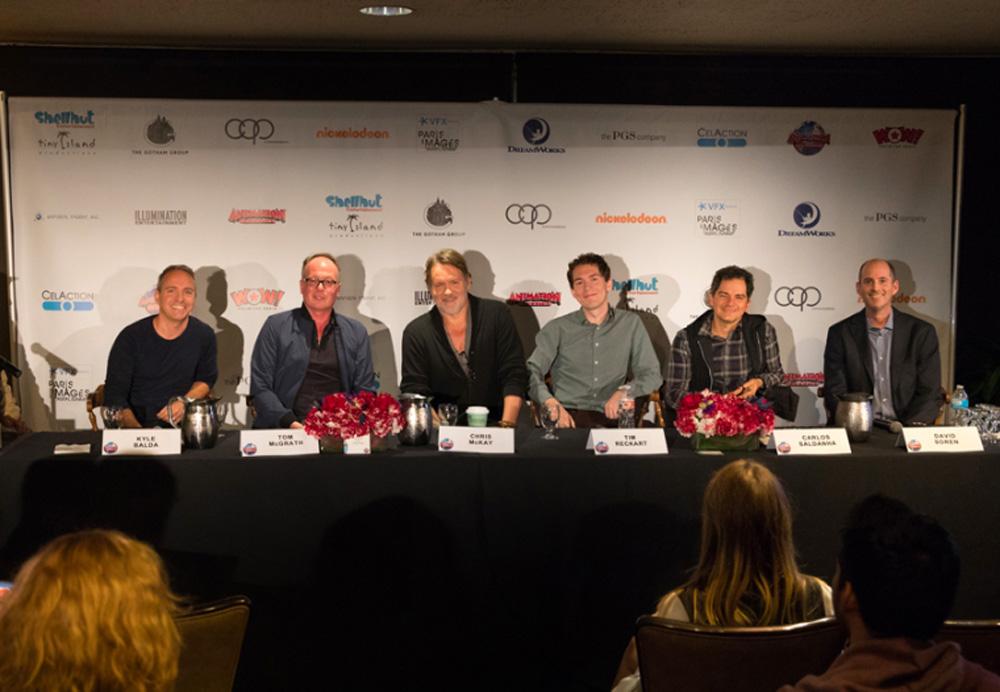 VFX Summit 2017 Oscar Panel
