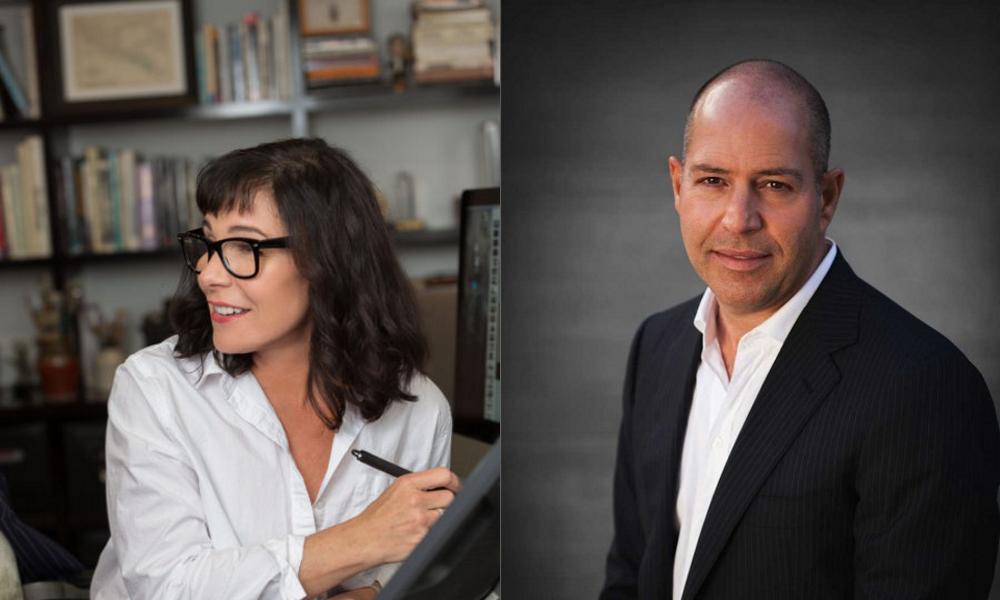 Vicky Jenson and David Lipman