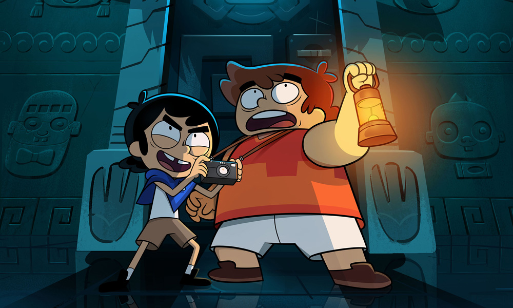 Trailer: Cartoon Network US & LatAm Launches 'Victor and ...