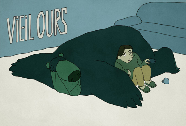 Vieil Ours (Old Bear)