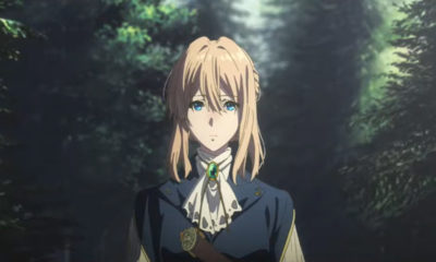 Violet Evergarden - Eternity and Auto Memory Dolls