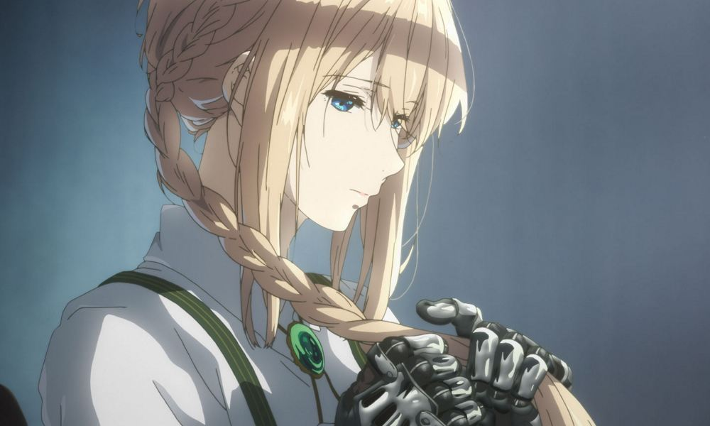 Funimation Opens Advance Tickets for KyoAni's 'Violet Evergarden ...