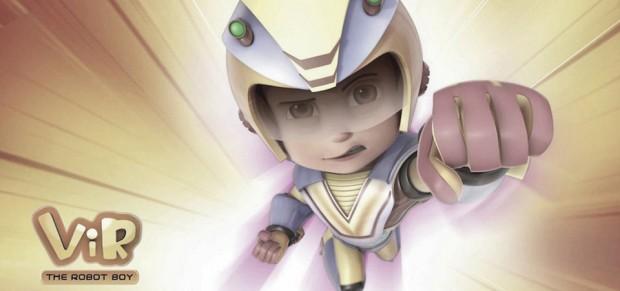 ViR: The Robot Boy