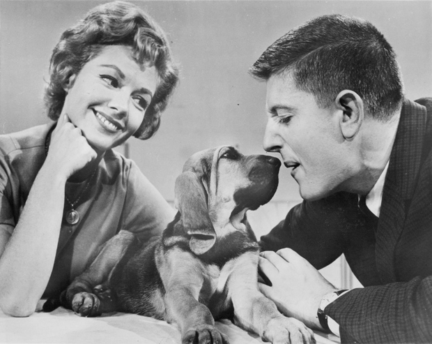 Virginia Gibson and Frank Buxton on Discovery (1962)