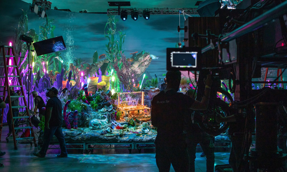 Virtual production is becoming accessible to a broader range of production budgets [Photo: Silverdraft]