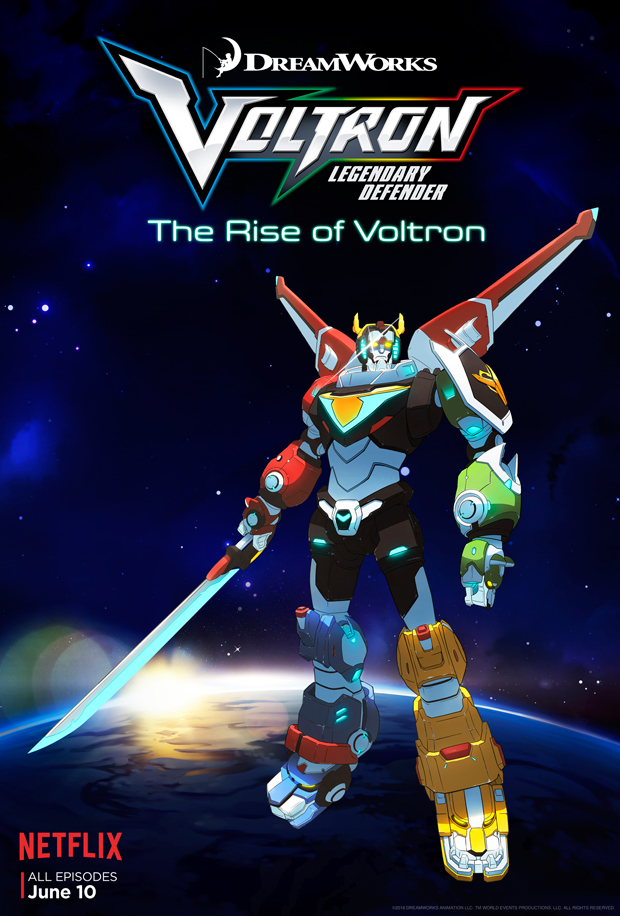 Voltron: Legendary Defenders