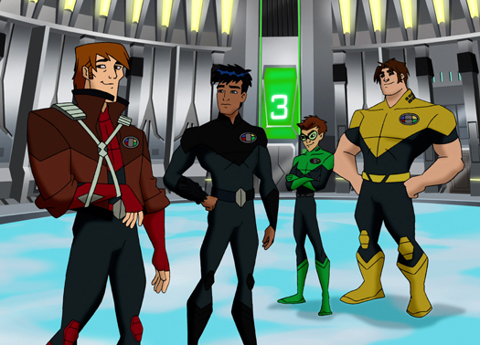 Nicktoons welcomes Voltron Force and Mattel welcomes Voltron toys ...