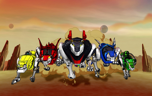 """VOLTRON FORCE EP.23 """"ROOTS OF EVIL"""" CLIP - PREMIERES WED.4/4 ON ..."""