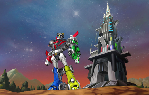 Nickelodeon and Nicktoons Voltron Force: Hungry for Voltron Review ...