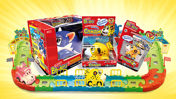 Toys For Boys Age 10 In Russian : 'vroomiz hits top boys toys list in russia