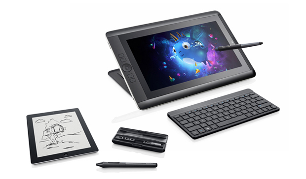 Wacom Releases Two New Mobile Cintiq Products