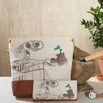 WALL•E Cork Strap Watch