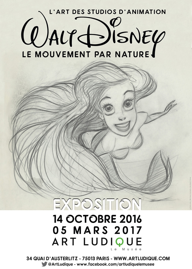 L'Art des Studios d'Animation Walt Disney - Le Mouvement par Nature