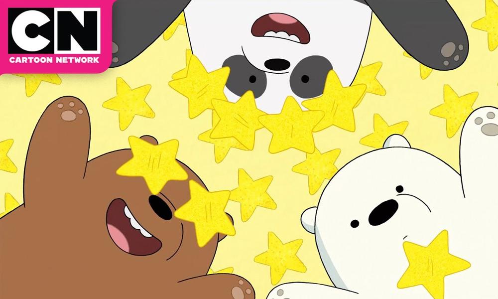 Cartoon Network Stacks Up We Bare Bears Movie Baby Bears Spinoff Animation Magazine