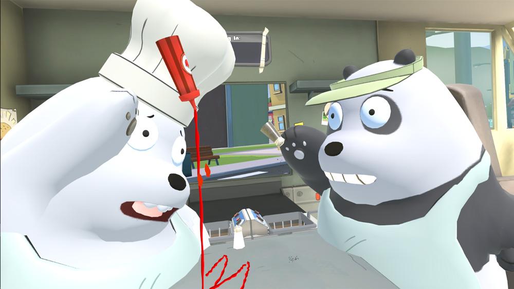 We Bare Bears: Food Truck Rush