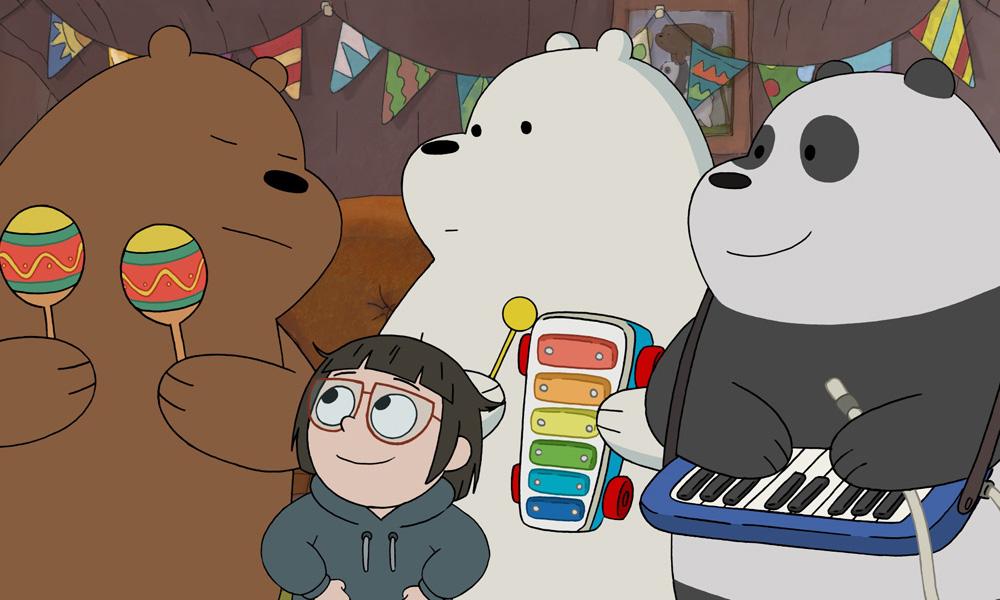 Cn Summer Highlights Emmy Nominated We Bare Bears