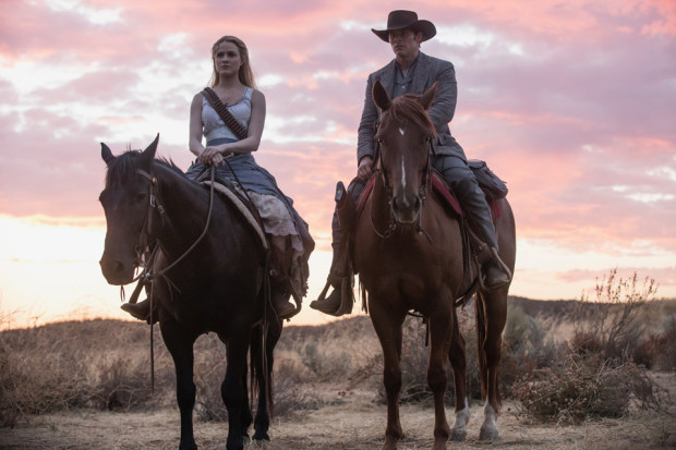 Westworld. Photo Credits: HBO/ John P. Johnson