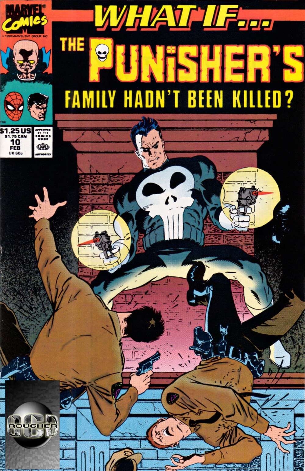 What If The Punisher's Family Hadn't Been Killed?