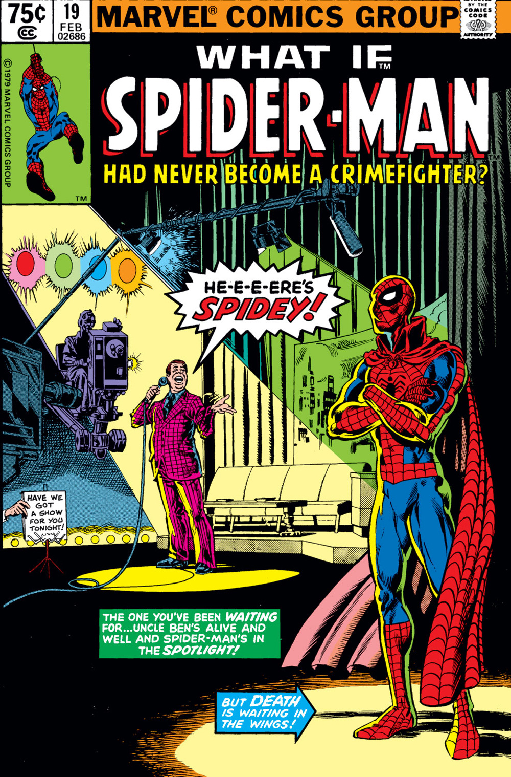 What If Spider-Man Had Never Become a Crimefighter?