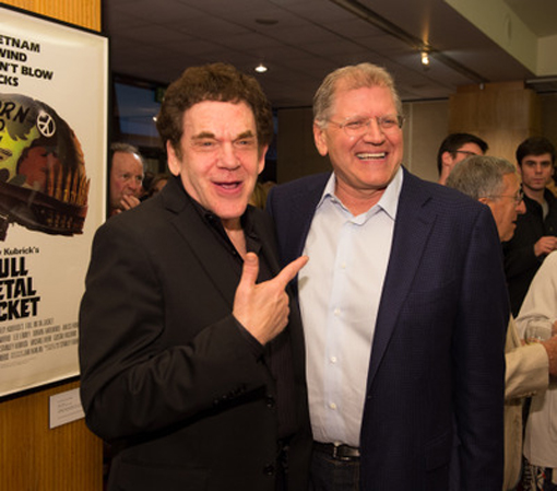 (from left to right): Voice Actor Charles Fleischer and Oscar® winning Director Robert Zemeckis.