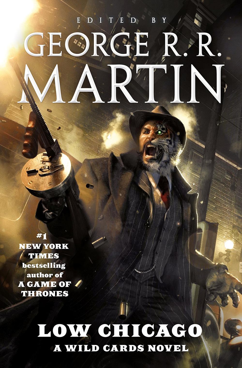 "George R.R. Martin ""Low Chicago"""