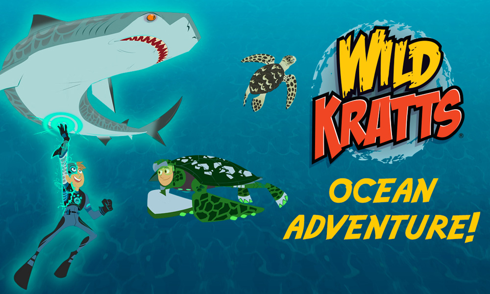 Wild Kratts: Ocean Adventure
