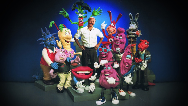 Exclusive: Meet the Claymation Stars of New Will Vinton ...