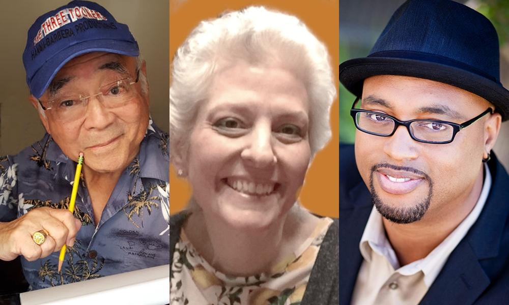 Willie Ito, Sue Nichols, Bruce W. Smith