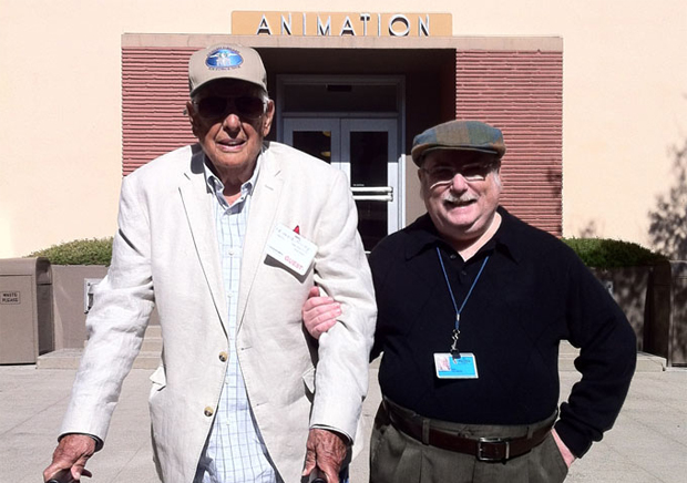 Willis Pyle and Eric Goldberg