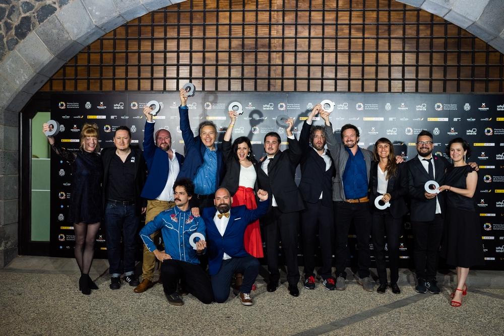 2019 Ibero-American Quirino Awards Winners