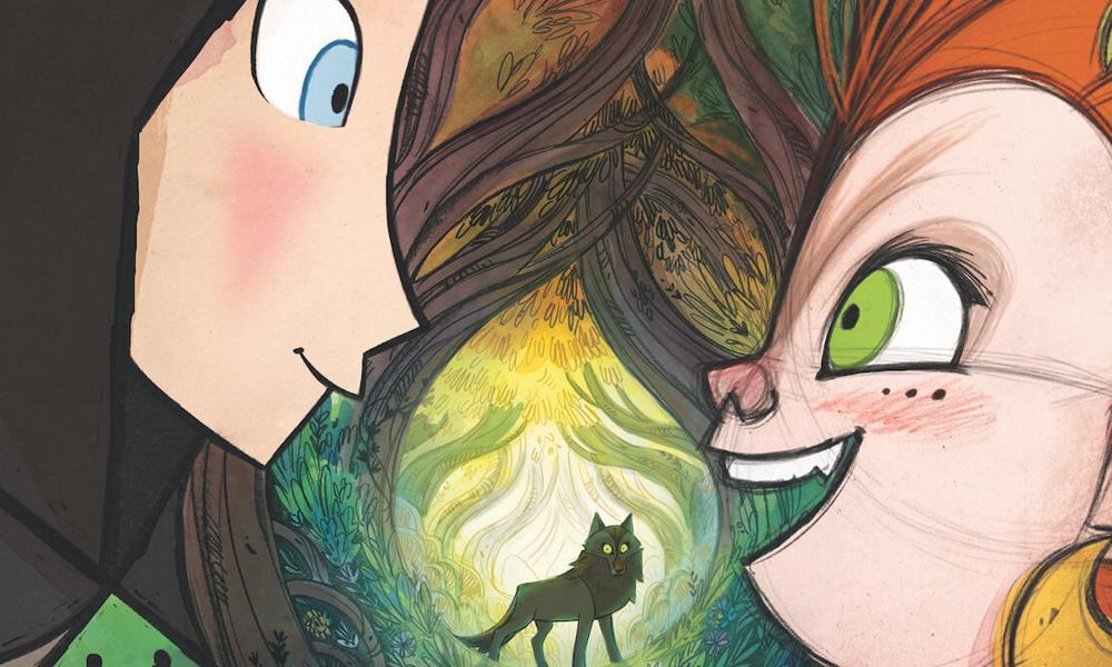 Wolfwalkers (Cartoon Saloon, in production)
