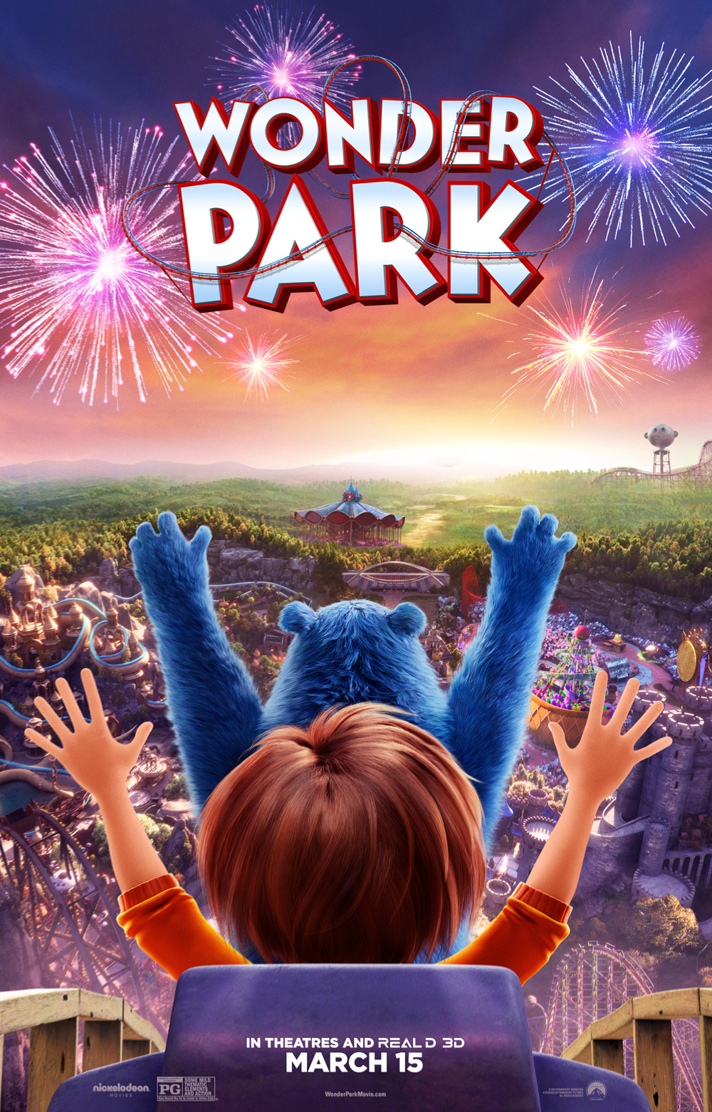 Invasion of the Chimpanzombies! Official 'Wonder Park ...