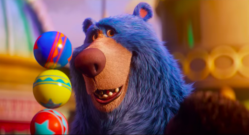 Paramount Plays with New Teaser, Image for 'Wonder Park'