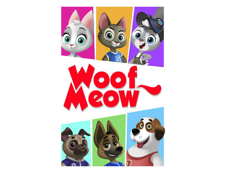 Woof Meow