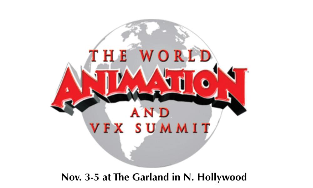 World Animation and VFX Summit