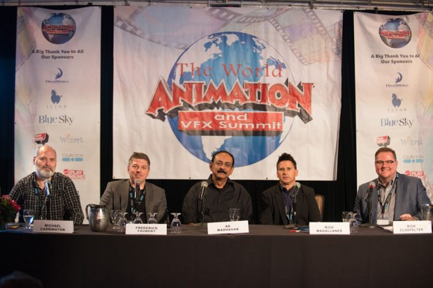 World Animation and VFX Summit: Building Your Brand