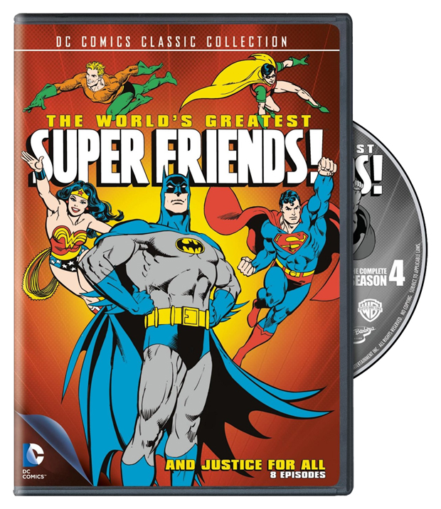 World's Greatest Super Friends: Season 4