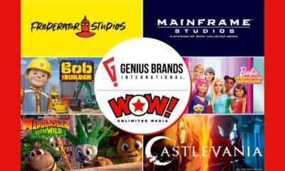 Genius Brands International | WOW! Unlimited Media