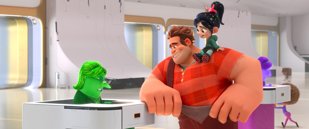Wreck-It Ralph 2: Ralph Breaks the Internet