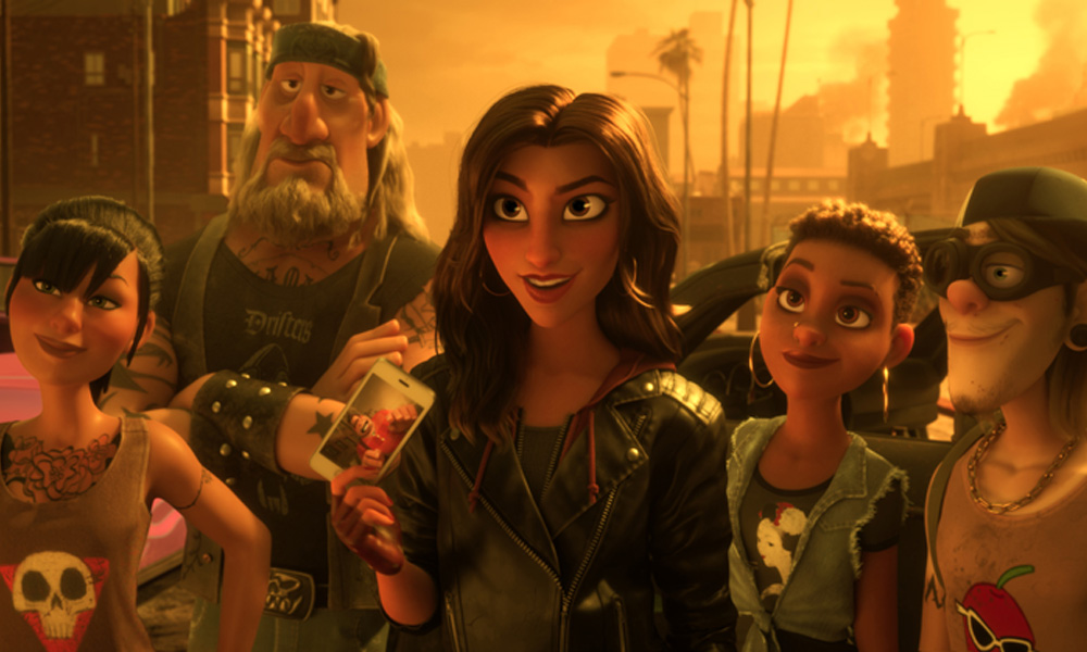 d603e6ca9 Trailer   Ralph Breaks the Internet  Goes Off the Track