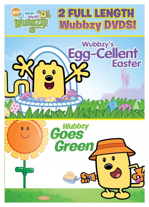 Wow! Wow! Wubbzy! Eater Two-Pack