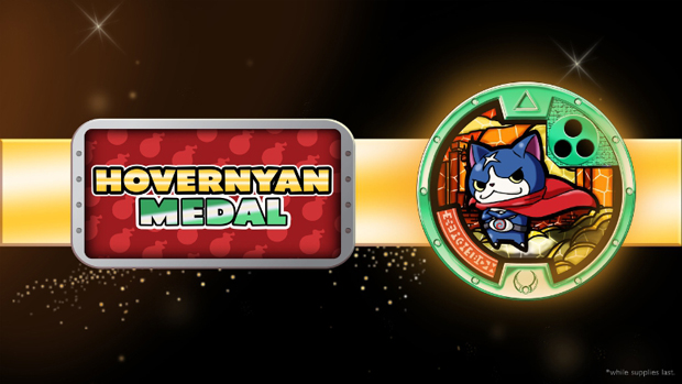Hovernyan Yo-Motion Medals